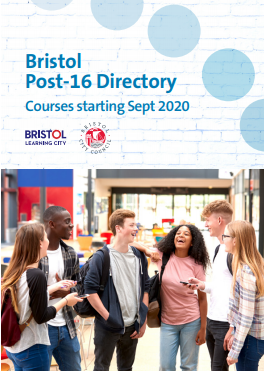 Bristol Post 16 directory cover