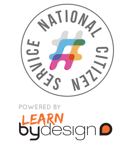 NCS LearnbyDesign Vertical Logo